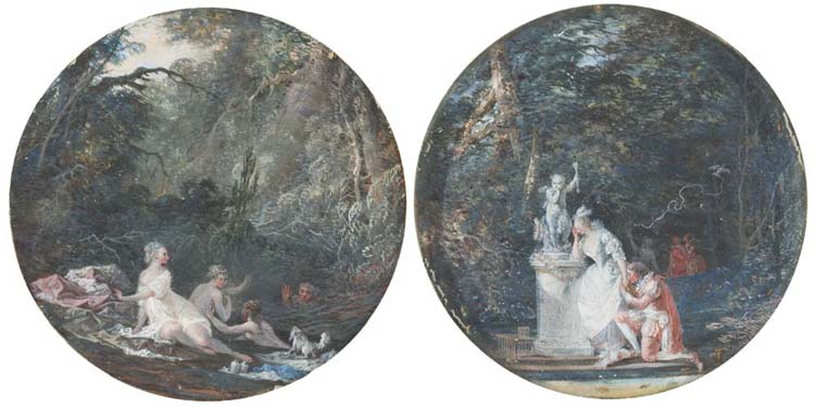 Louis-Gabriel Moreau, dit Moreau l'aîné (1740-1806)