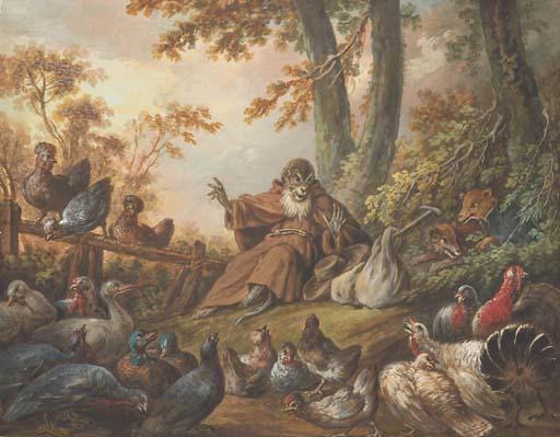 Christophe Huet (1700-1759)