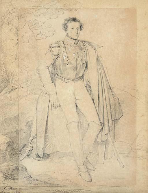 Achille-Jacques-Jean-Marie Devéria (1800-1857)