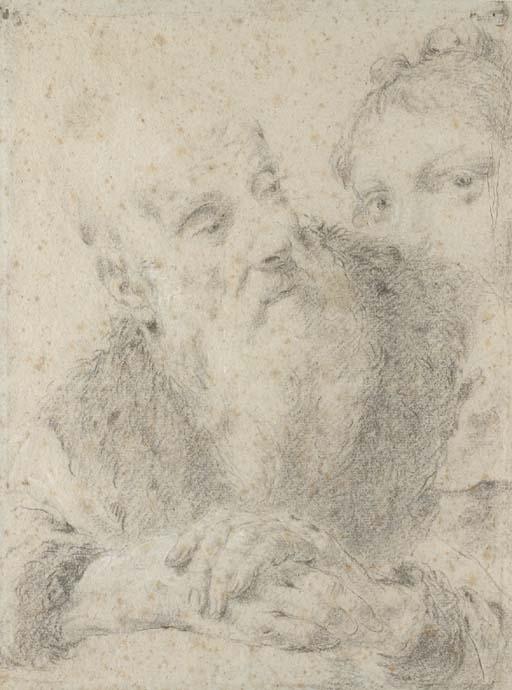 Attribué à Domenico Maggiotto (1713-1794)