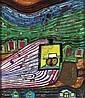 Friedensreich Hundertwasser (1928-2000), Friedensreich Hundertwasser, Click for value