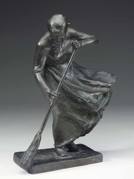 Mary Abastenia St. Leger Eberle (1878-1942)
