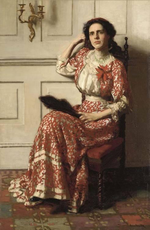 Thomas Pollock Anshutz (1851-1912)