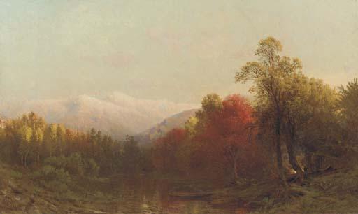 Aaron Draper Shattuck (1832-1928)