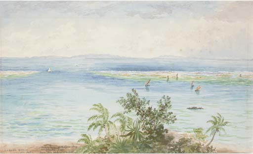 Constance Frederica Gordon Cumming (1837-1924)