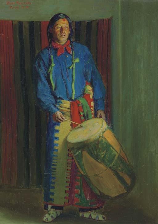 Bert Greer Phillips (1868-1956)