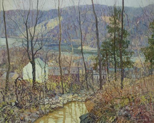 Edward Redfield (1869-1965)