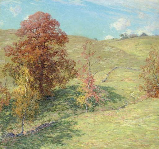 Willard Leroy Metcalf (1858-1925)