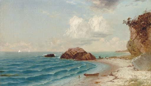 John Frederick Kensett (1816-1872)