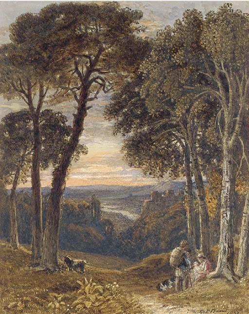 George Barret, Jun., O.W.S. (1767-1842)