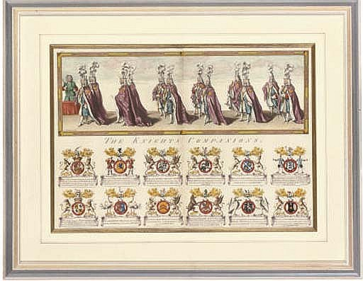 Knights and Companions of the Order of the Bath