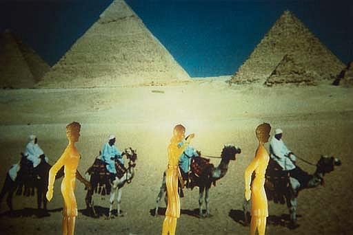 Tourism: Pyramids