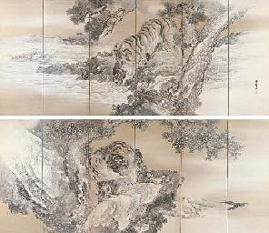 Kishi Ganku (1749-1838)
