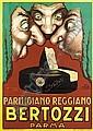 MAUZAN, Luciano Achille (1883-1952), Achille Lucien Mauzan, Click for value