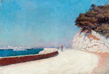 Frederic Montenard (1849-1926)