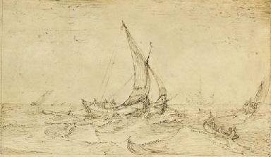 Cornelis Claesz. van Wieringen (c.1580-1633)