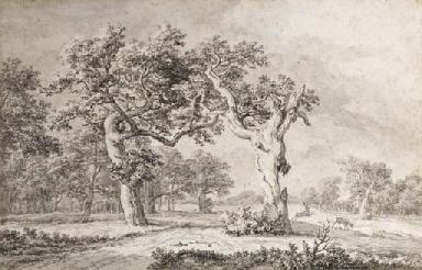 Jacob Isaacsz. van Ruisdael (1628/9-1682)
