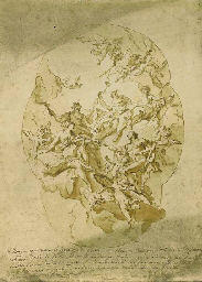 Carlo Innocenzo Carlone (1686-1775)
