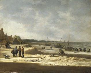 Willem Gillisz. Kool (Haarlem 1608/9-1666)