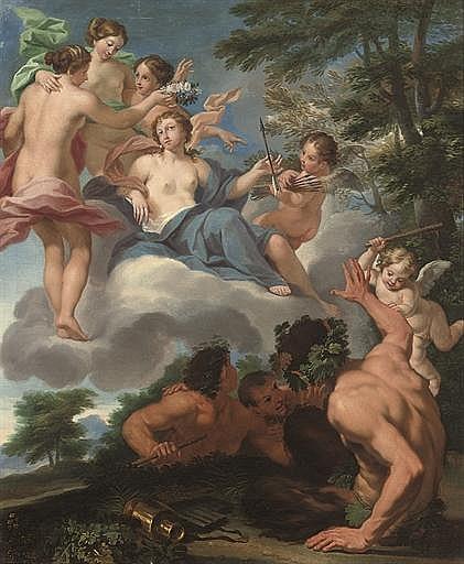 Luigi Garzi (Pistoia 1638-Rome 1721)