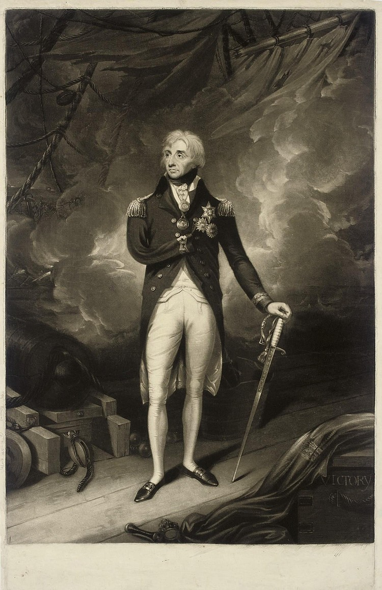William Barnard (1774-1849), after Lemuel Francis Abbott