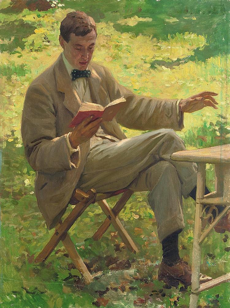 Harold Knight, R.A. (1874-1961)