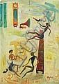 Hamed Nada (Egyptian, 1924-1990) , Hamed Nada, Click for value