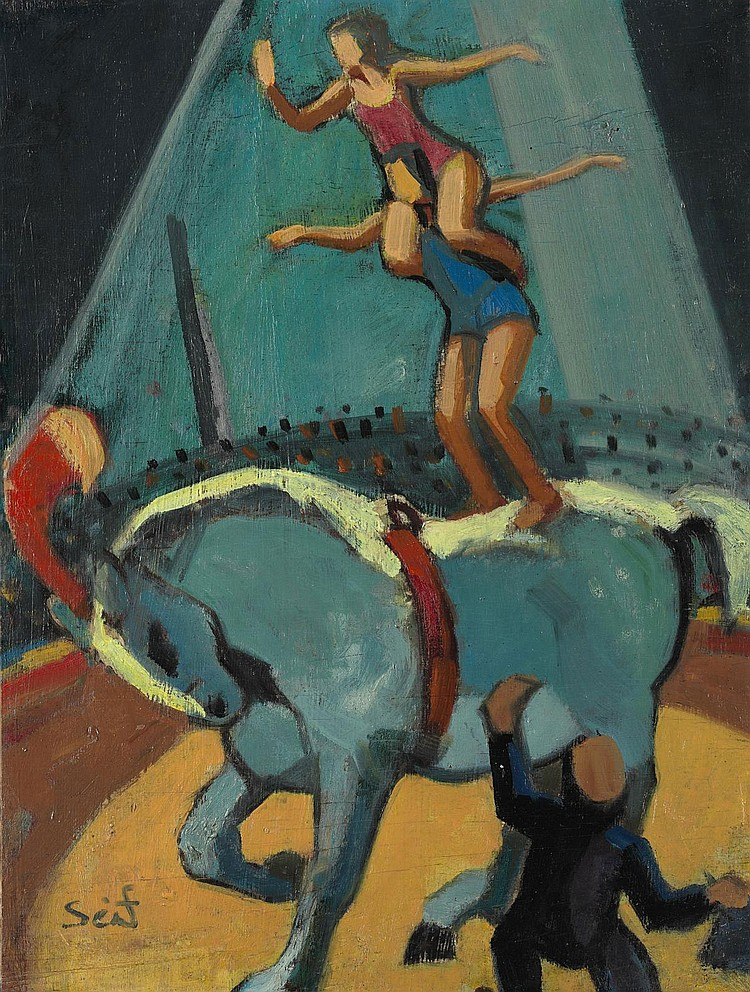 Seif Wanly (Egyptian, 1906-1979)