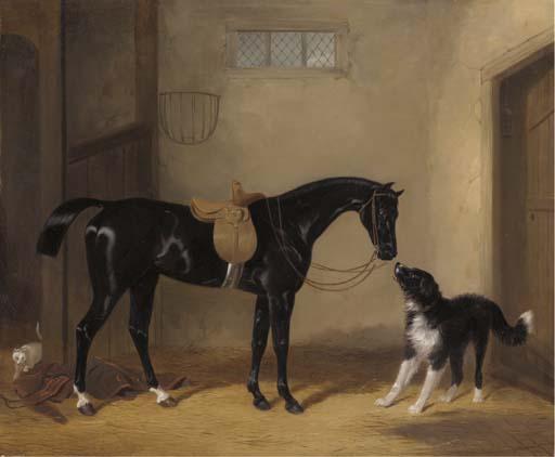 William Barraud (British, 1810-1850)