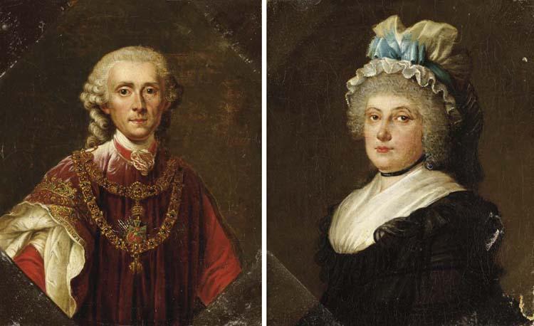 ADAM BRAUN (VIENNE 1748-1827)