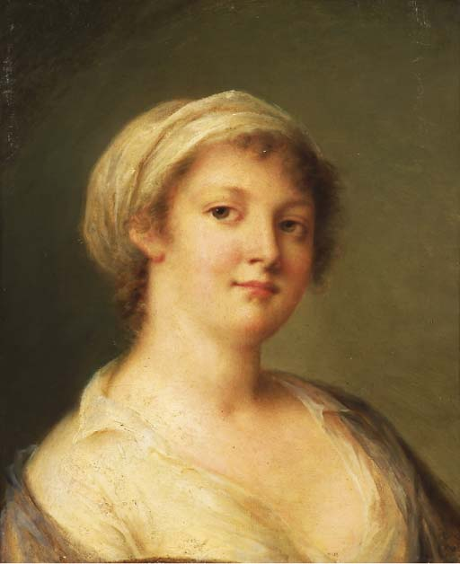 ENTOURAGE DE JEANNE-PHILIBERTE LEDOUX (PARIS 1767-1840)