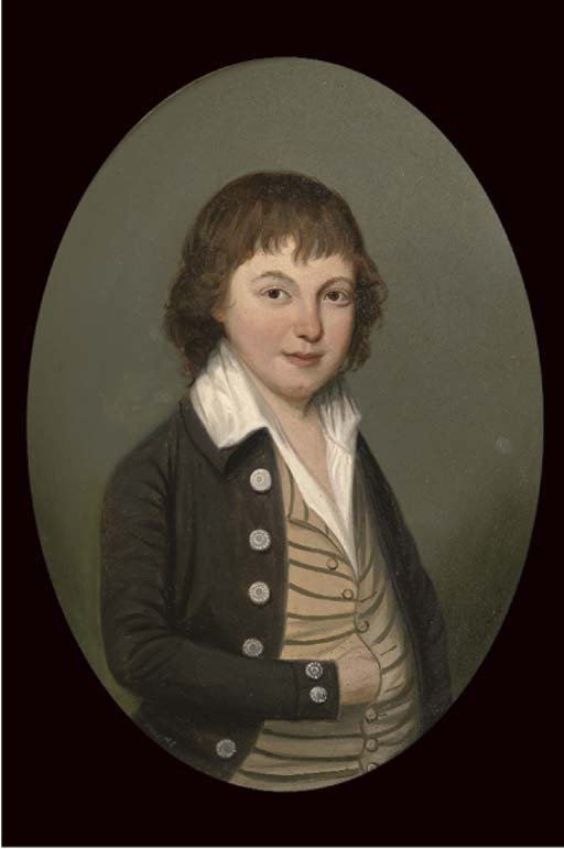 Thomas Peat (fl.1791-1830)