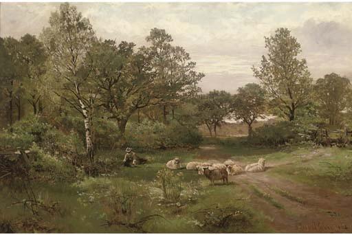 Henry Hadfield Cubley (fl.1884-1902)