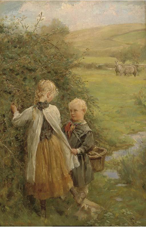 Edgar Barclay (b.1842 fl.1868-1913)