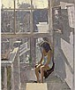 Ken Howard, R.A. (b.1932), Ken Howard, Click for value