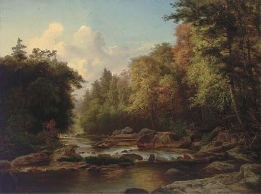 George Hetzel (1826-1906)
