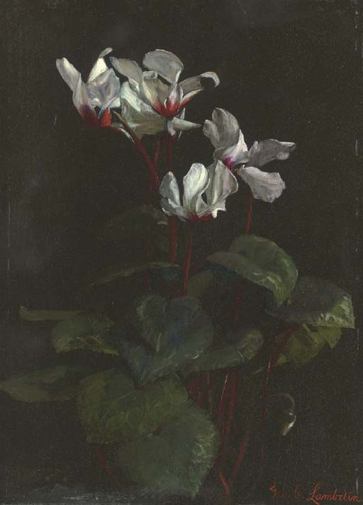 George Cochran Lambdin (1830-1896)
