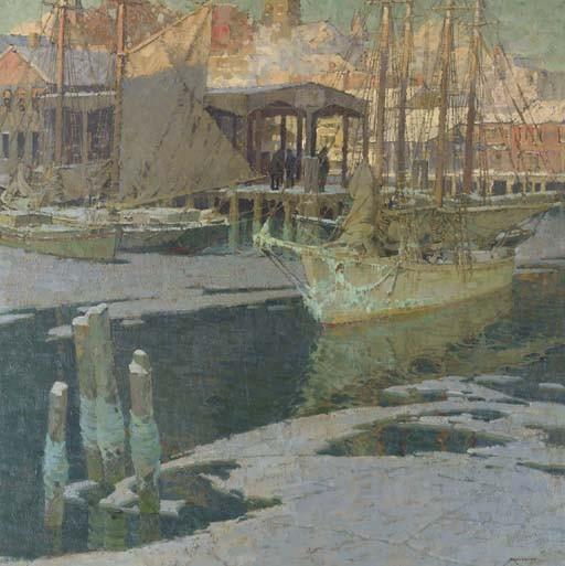 Frederick John Mulhaupt (1871-1938)