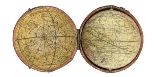 <B>JOHN CARY THE ELDER (1755-1835) AND WILLIAM CARY (1759-1825)</B>