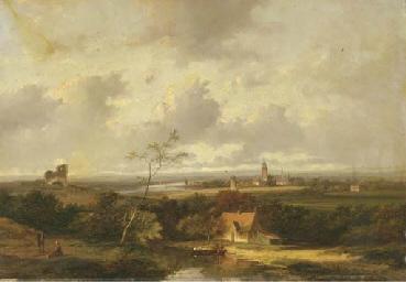 Jan Evert Morel (Dutch, 1835-1905)