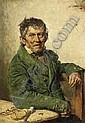 Hugo Kotschenreiter (German, 1854-1908), Hugo Kotschenreiter, Click for value