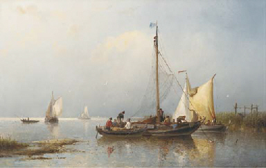 Nicolaas Riegen (Dutch, 1827-1889)