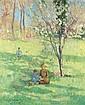 Jules Adler (1865-1952), Jules Adler, Click for value