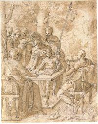 Antoine Caron (1520-1599)