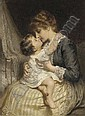 Frederick Morgan (British, 1856-1927), Frederick Morgan, Click for value