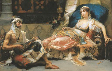 Cesare Agostino Detti (Italian, 1847-1914)