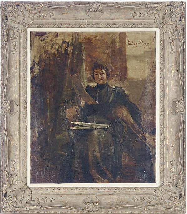 Julian Story (American, 1850-1919)