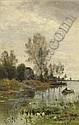 Julius Jacobus van de Sande Bakhuyzen (Dutch, 1835-1925), Julius Jacobus