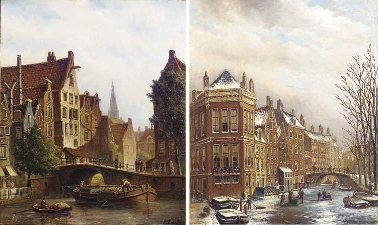 Oene Romkes de Jongh (Dutch, 1812-1896)