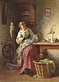 Théodore Gérard (Belgian, 1829-1895), Théodore Gérard, Click for value